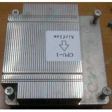 Радиатор CPU CX2WM для Dell PowerEdge C1100 CN-0CX2WM CPU Cooling Heatsink (Краснозаводск)