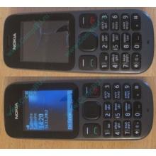 Телефон Nokia 101 Dual SIM (чёрный) - Краснозаводск