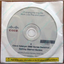 85-5777-01 Cisco Catalyst 2960 Series Switches Getting Started Guides CD (80-9004-01) - Краснозаводск