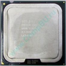 Процессор Intel Core 2 Duo E6400 (2x2.13GHz /2Mb /1066MHz) SL9S9 socket 775 (Краснозаводск)