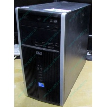 Б/У компьютер HP Compaq 6000 MT (Intel Core 2 Duo E7500 (2x2.93GHz) /4Gb DDR3 /320Gb /ATX 320W) - Краснозаводск