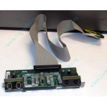 Панель передних разъемов (audio в Краснозаводске, USB) и светодиодов для Dell Optiplex 745/755 Tower (Краснозаводск)