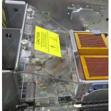 Прозрачная пластиковая крышка HP 337267-001 для подачи воздуха к CPU в ML370 G4 (Краснозаводск)