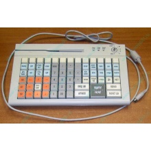 POS-клавиатура HENG YU S78A PS/2 белая (Краснозаводск)