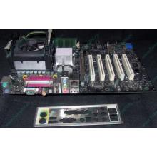 Материнская плата Intel D845PEBT2 (FireWire) с процессором Intel Pentium-4 2.4GHz s.478 и памятью 512Mb DDR1 Б/У (Краснозаводск)