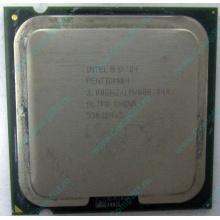 Процессор Intel Pentium-4 530J (3.0GHz /1Mb /800MHz /HT) SL7PU s.775 (Краснозаводск)