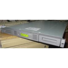 HP AH562A StorageWorks 1/8 Ultrium 920 G2 SAS Tape Autoloader LVLDC-0501 LTO-3 (Краснозаводск)