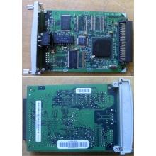 Внутренний принт-сервер Б/У HP JetDirect 615n J6057A (Краснозаводск)